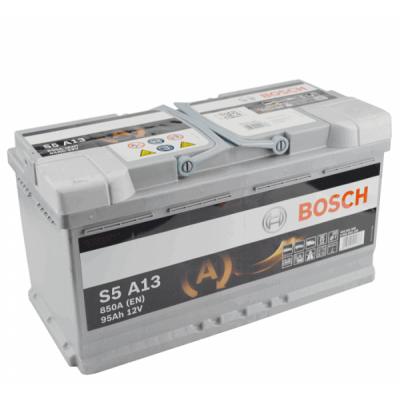 12V 95Ah 850A Bosch S5A (START-STOP)
